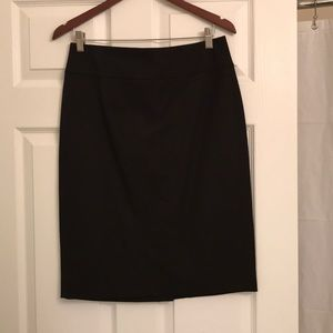J. Crew No. 2 Pencil Skirt in Cotton
